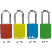High Visibility Aluminum Padlocks Key Manager of KD, Brady Safety Lockout BD-A11