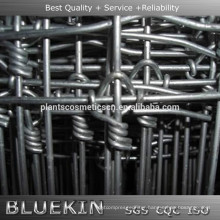 hot dipped galvanized fixed knot welded wire fence