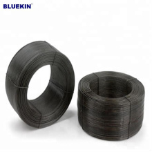 Binding Wire Flat Wire Black Annealed Iron Wire