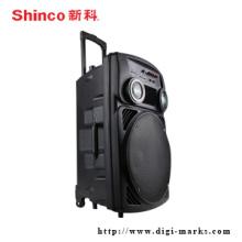Super Bass Mini tragbarer drahtloser Bluetooth Lautsprecher