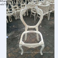 furniture frame carving wood Chair Frame unfinished wood chair frames wooden dining chair with the french style