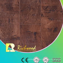 8.3mm E0 HDF AC4 Embossed Hand Scraped Sound Absorbing Laminate Flooring
