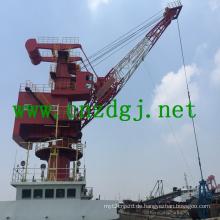 Schiff Fracht Kran, Marine Kran, Deck-Kran