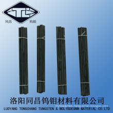 High Purity Black Tungsten Rod and Tungsten Bars W-1