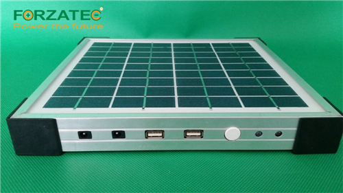 5W solar power kit