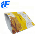 Cheap Customized Plastic Stand Up Pouches For Snack