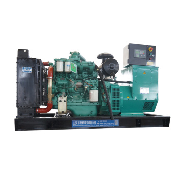 HUALI 50kw small diesel electric powered generators