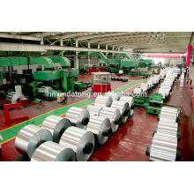 Papel de aluminio de China para el embalaje flexible