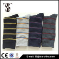 new pattern fashion color pattern man sock strip design sock                                                                         Quality Choice