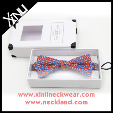 White Drawer Gift Packaging Paper Boxes Wholesale Custom Bow Tie Box