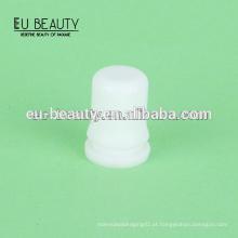 Tetina branca de silicone para vários conta-gotas