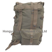 New Fashion Outdoor Male Military Brown Backpack (HY-B070)