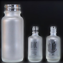 Cosmetic Airless Pump Bottles 80ml