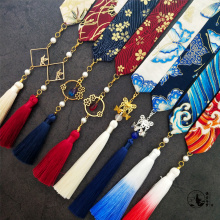 Chinese clothing ribbon embroidery accessories men and women