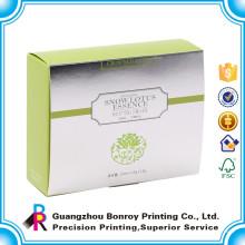 Nueva caja de empaquetado corrediza de papel de lujo personalizada corrediza