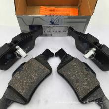 W212 W218 Высококачественный комплект задних тормозных колодок для BENZ 212 E200 CLS300 Комплект задних тормозных колодок 0054209320 0074206720