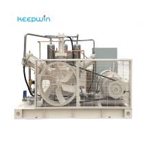 Solving Medical Oil free Oxygen Compressor with 166L/min Cylinder fiiling Compressor