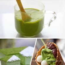 Super Matcha Grüntee Pulver im japanischen Stil