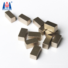 Huazuan 2000mm diamond circular saw blade segment for cutting limestone marble block
