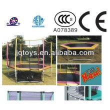 XF1102 Crianças salto plástico Trampolim crianças infláveis saltar trampolim