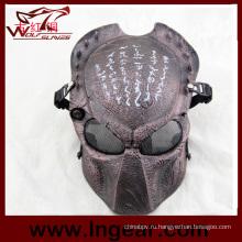 Ziz01 хищник маска тактических Wargame Маска полная маска