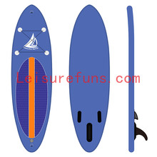 customized inflatable paddle surf board