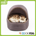 Handgemachtes Hundebett, Indoor Dog House Bed (HN-pH556)