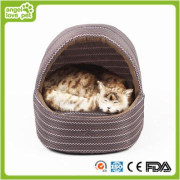 Lit à chien fait à la main, lit de chambre d'intérieur pour chien (HN-pH556)