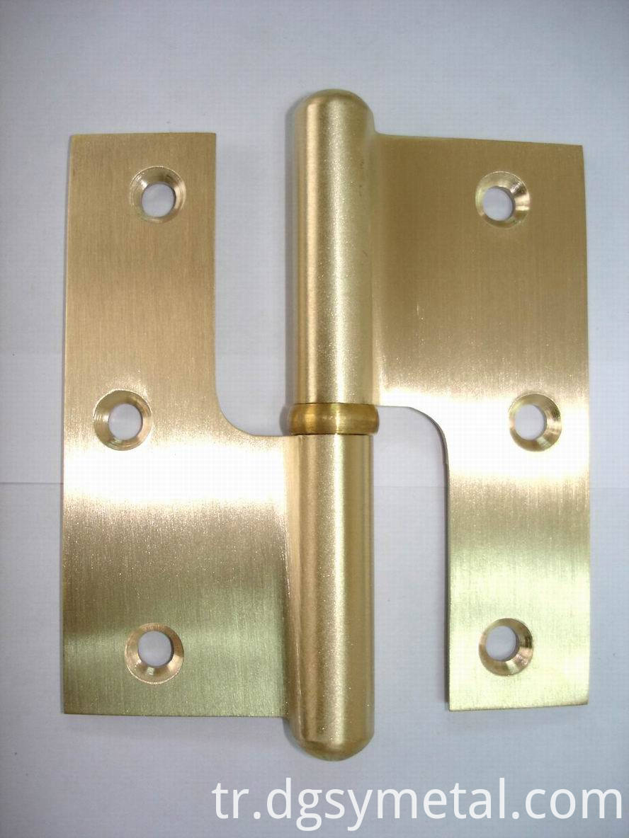 carbon steel hinges