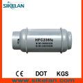 Agent d'extinction de gaz incinant, sans corrosion et non-conducteur Hfc236fa