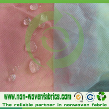 PP Nonwoven Hydrophobic Polypropylene Fabric for Baby Diaper