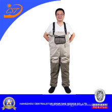 3-Layers Breathable Fishing Wader