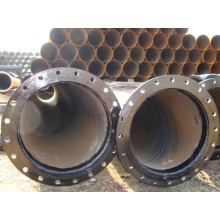 Ambas as extremidades com flange SSAW Steel Pipe