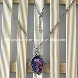 Costume Jewelry -Frozen Jewelry Pendant Necklace N007
