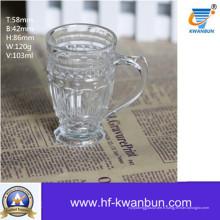Tasse de bière en verre avec bon prix Kb-Jh6003