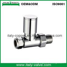 OEM&ODM Quality Chromed Brass Radiator Valve (AV3075)