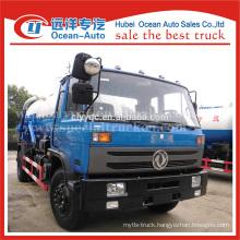 ALA5110GXWE3 8cbm Dongfeng sewage suction sepcial purpose truck