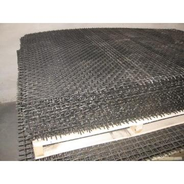 Square Crimped Wire Mesh for Mining Screen