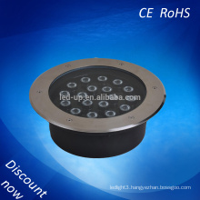 IP65 colorful LED underground Light with various cover shapes