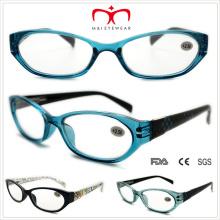 Пластиковые очки для чтения Pattern Plaid (WRP508332)
