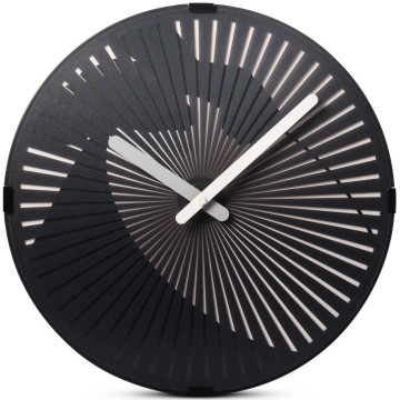 Motion Drum reloj de pared para cocina