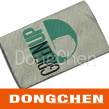 Damask Woven Fabric/ Textile Label for Garment (DC-WOV006)