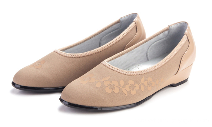 shallow mouth design office shoes