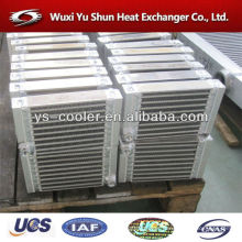 chinese manufacturer of hot selling and high performance customizable aluminum radiator for air comprssor