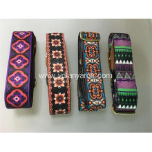 Colorful Durable Personalized Guitar Straps
