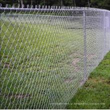 Galvanizado Diamond Mesh / Chain Link Fence