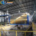 Plastic Pyrolysis Plant Tyre Pyrolysis Oil Generator