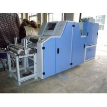 Llama de hilado Carding y Spinning Textil de la máquina