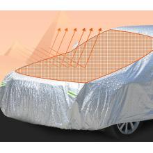 OEM tragbare automatische Auto-Sonnenschutz-Regenschirmabdeckung