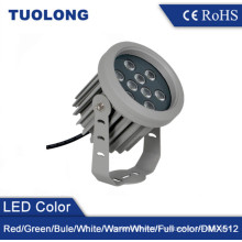 Professional 18W LED Floodlight New Design Ce RoHS Waterproof IP65 White CREE-XPE LED